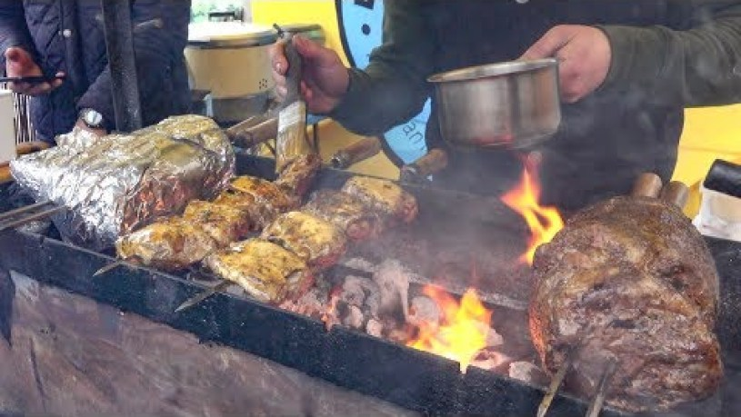 Street Food on Manchester