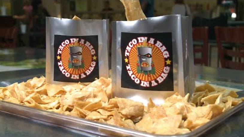 Chicago's Best Street Food: Taco In A Bag