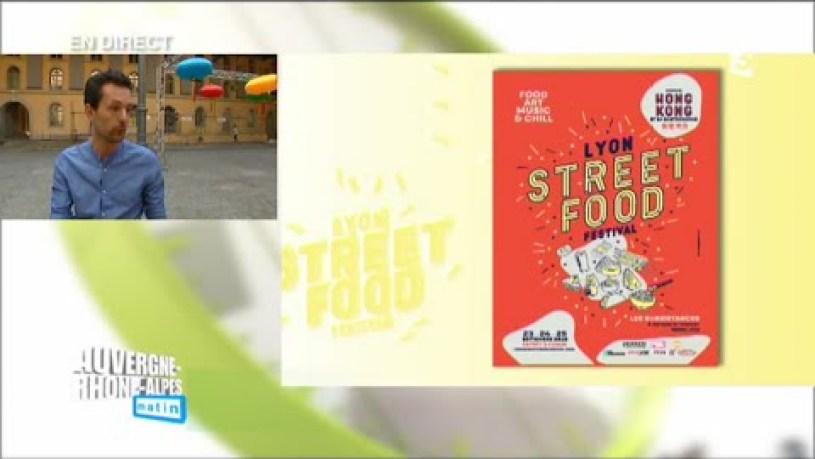 1ère édition du Street Food Festival à Lyon ... du 23 au 25 septembre 2016