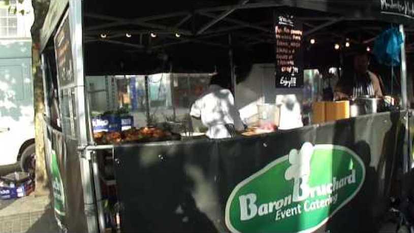 Street Food Stalls Manchester