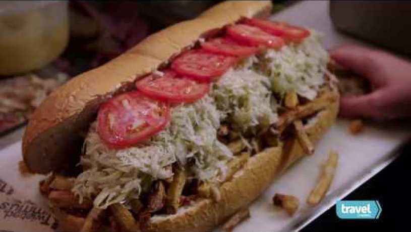 Man v. Food, 6x07 - Pittsburgh