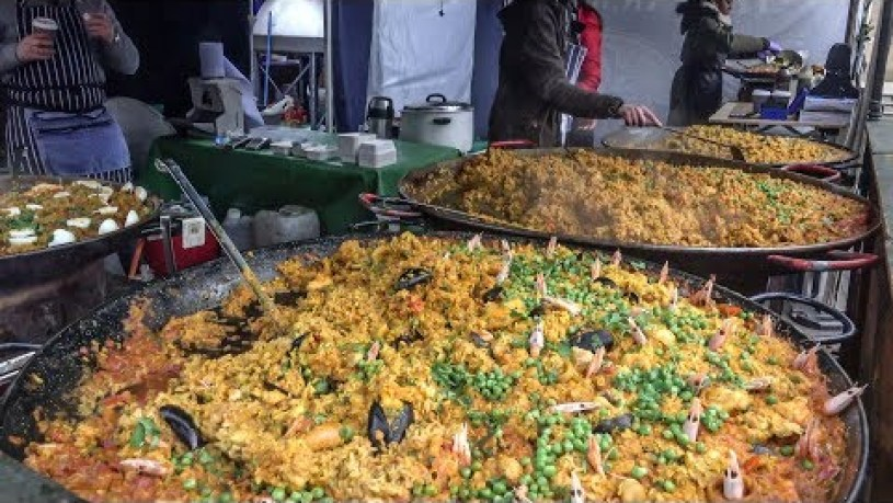 Street Food and More London