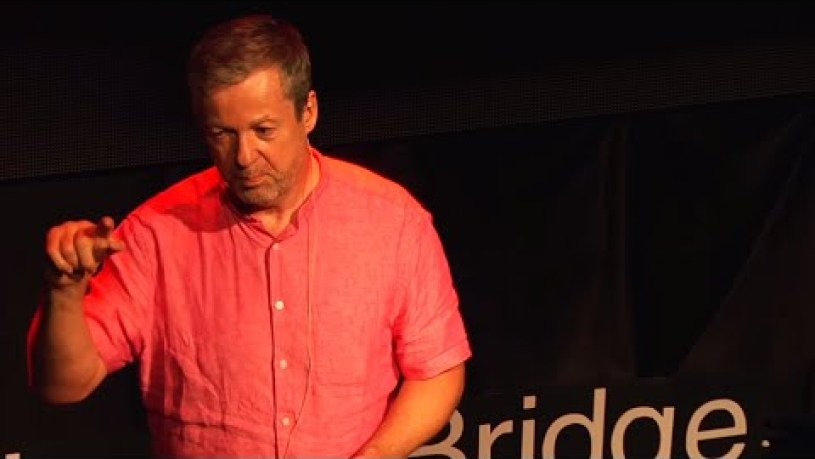 Medicine on the Margins, Health Services the Homeless | Austin O'Carroll | TEDxHa'pennyBridge