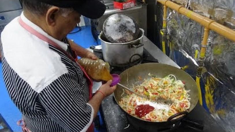 the Street Food Chef London