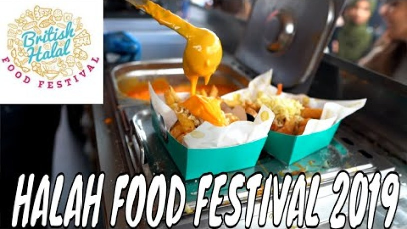 Street Food Festival Birmingham