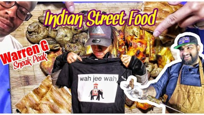 Indian STREET FOOD Bay Area!!! ( Places to eat in Fremont CA )