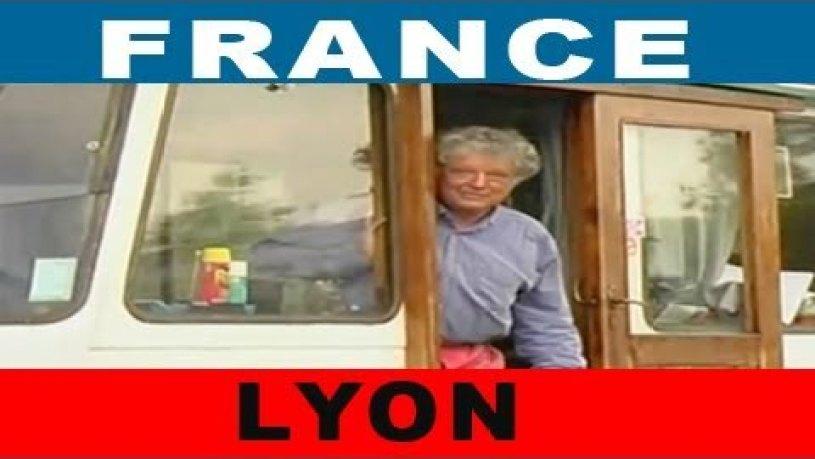 BARGING THROUGH FRANCE - PART 10 LYON