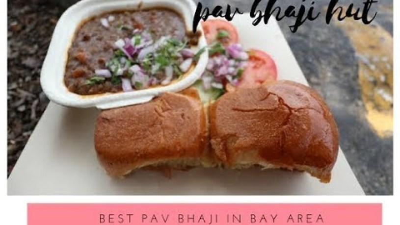 Pav Bhaji Hut (foodtruck) - Best Pav Bhaji in Bay Area! #pavbhaji #pavbhajisunnyvale