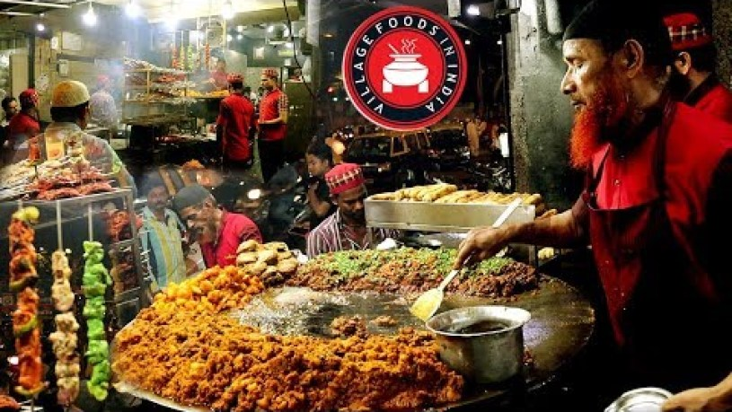 Street Food Indian Manchester