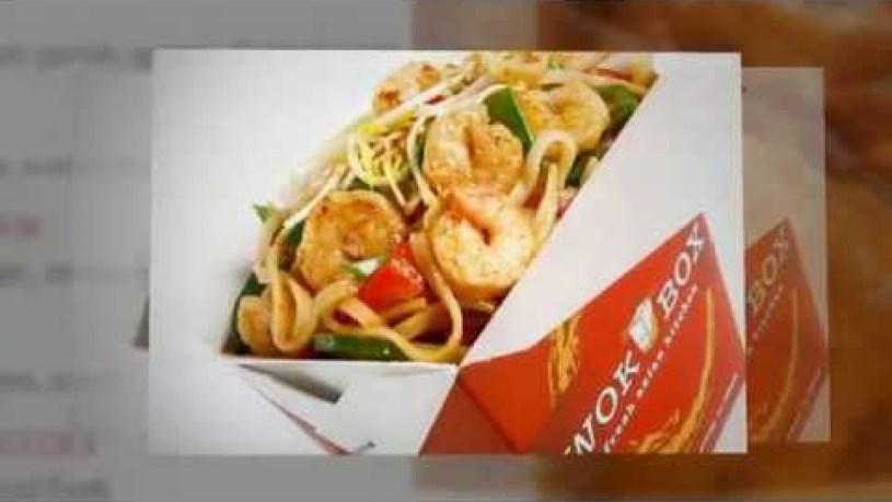 Asian Food Restaurant Kelowna   The Wok Box    778-484-4269