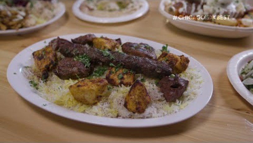 Chicago's Best Meat Lovers: Rumi Middle Eastern Grill