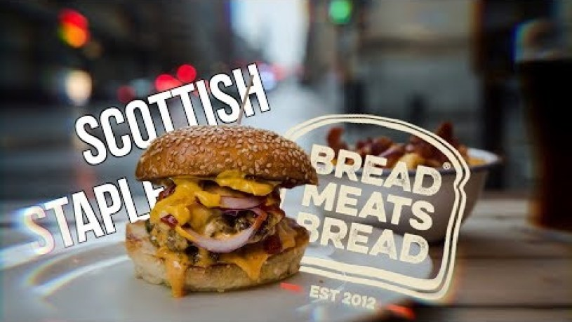 Experiencing One of Scotland's BEST Burger restaurants
