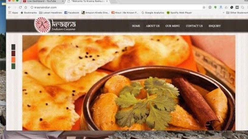 Kelowna Indian Restaurant Review