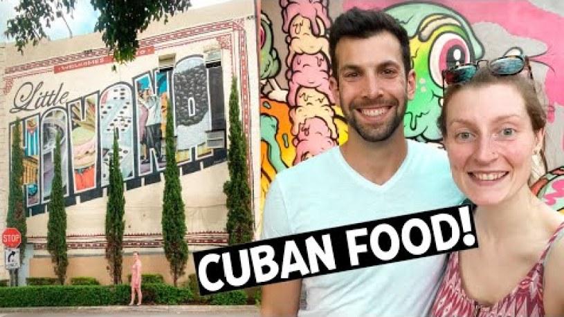 MIAMI! Little Havana, Wynwood Walls, and delicious cuban food! || VANLIFE TRAVEL VLOG