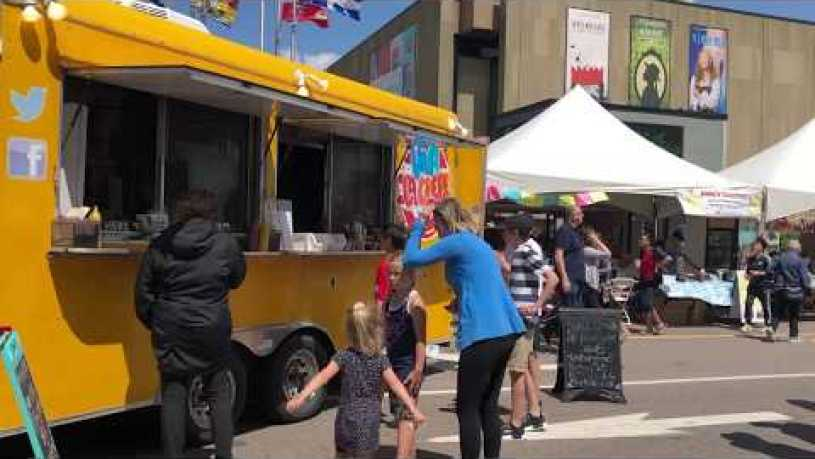 PRINCE EDWARD ISLAND 2019 (CANADA) - DIVERSECITY MULTICULTURAL FESTIVAL (INTERNATIONAL FOOD)