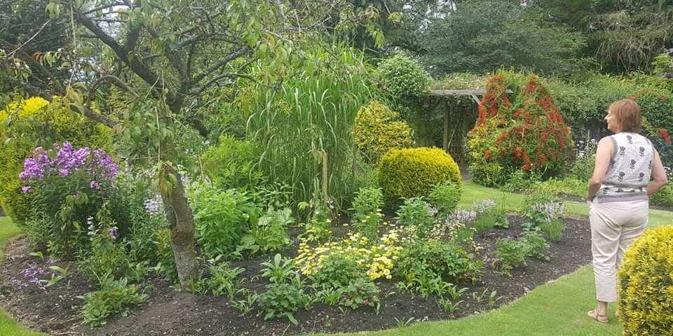 Stanton Hall and gardens