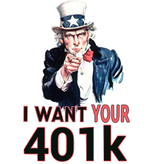 401k government takeover