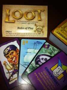 Gamewright Loot