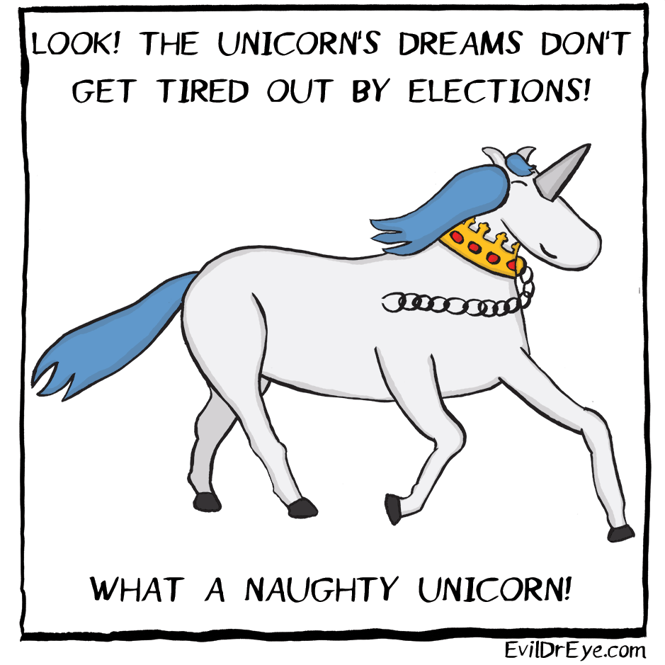 Naughty Unicorn – Tireless