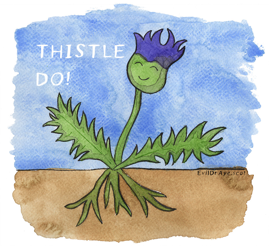 Thistle do!