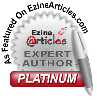Jinger Jarrett, EzineArticles Platinum Author