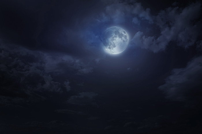 ليلة مظلمة