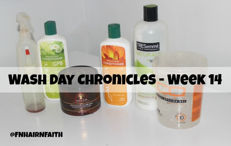 wash day products