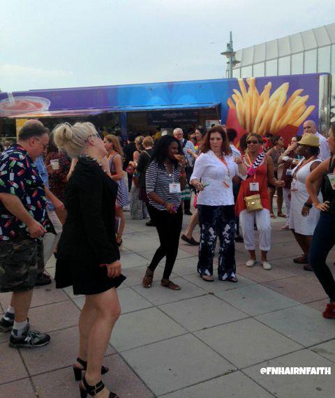 mcdonalds hosts blogher15 party