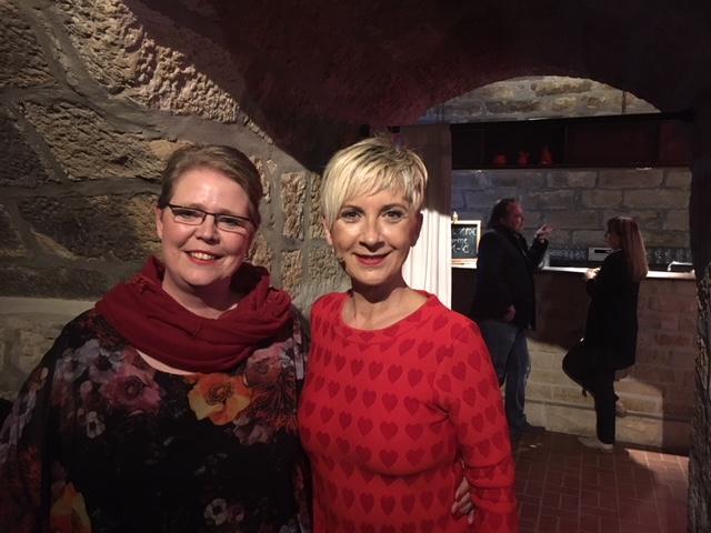 FrauAndrea und Tatjana Meissner