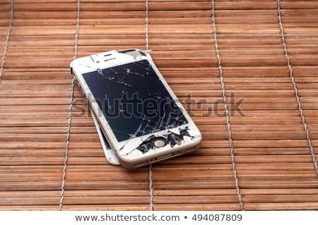 Разбитый iPhone 4S