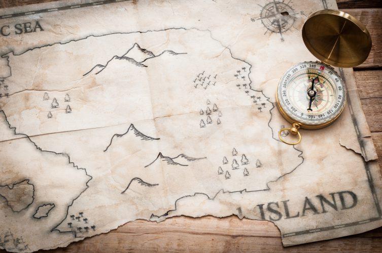 Тайская фобия: карты