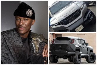 List Of Expensive Cars Owned Nana Kwame Bediako