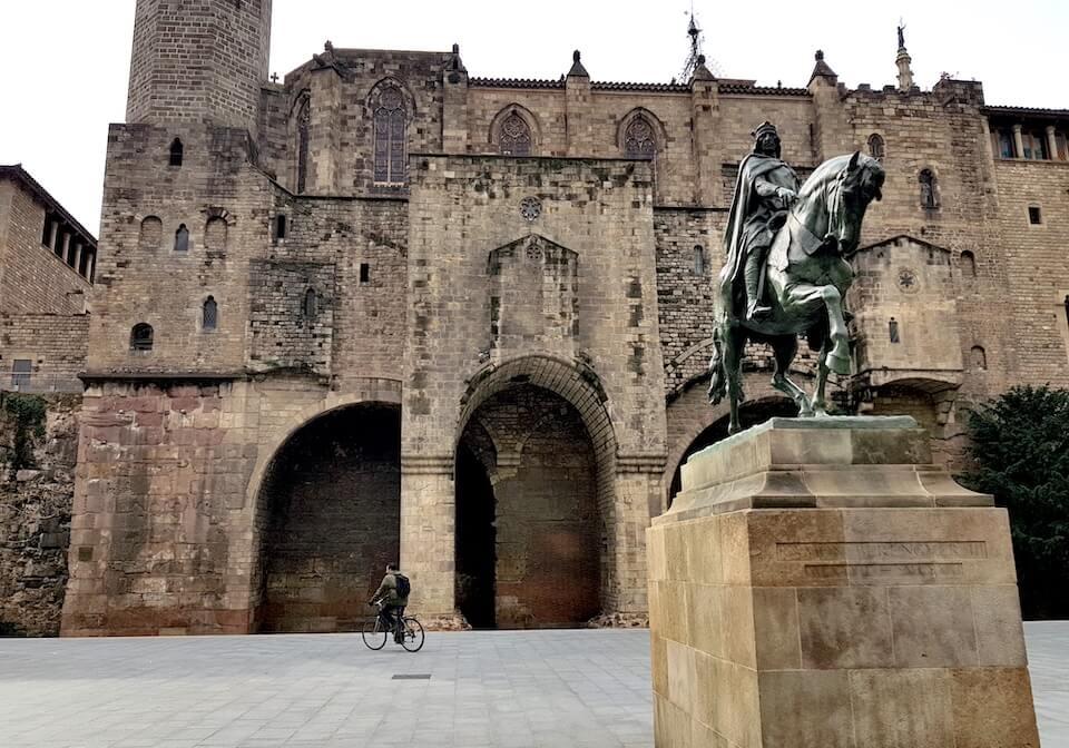 Királyi Palota, Barcelona