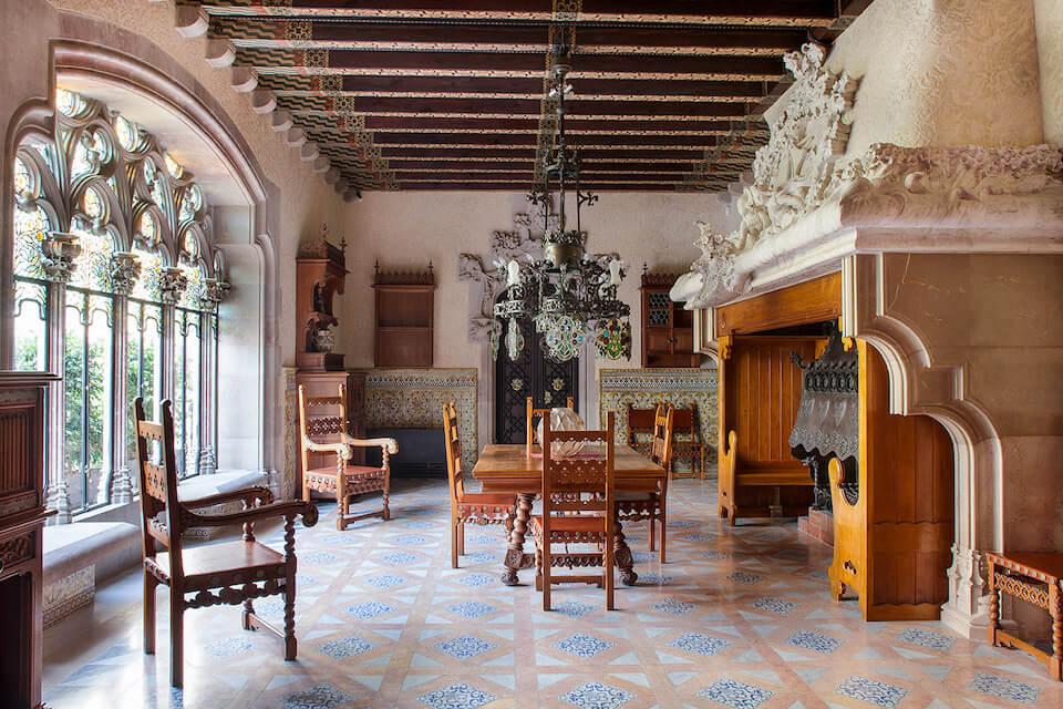 Amalie House, Barselona