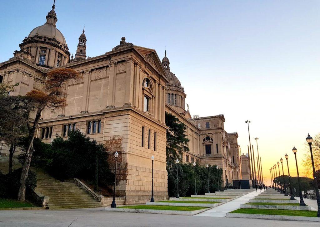 Katalonya Ulusal Sarayı, Barselona