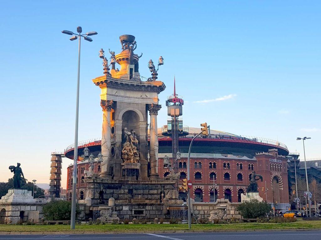 Spanyolország tér, Barcelona