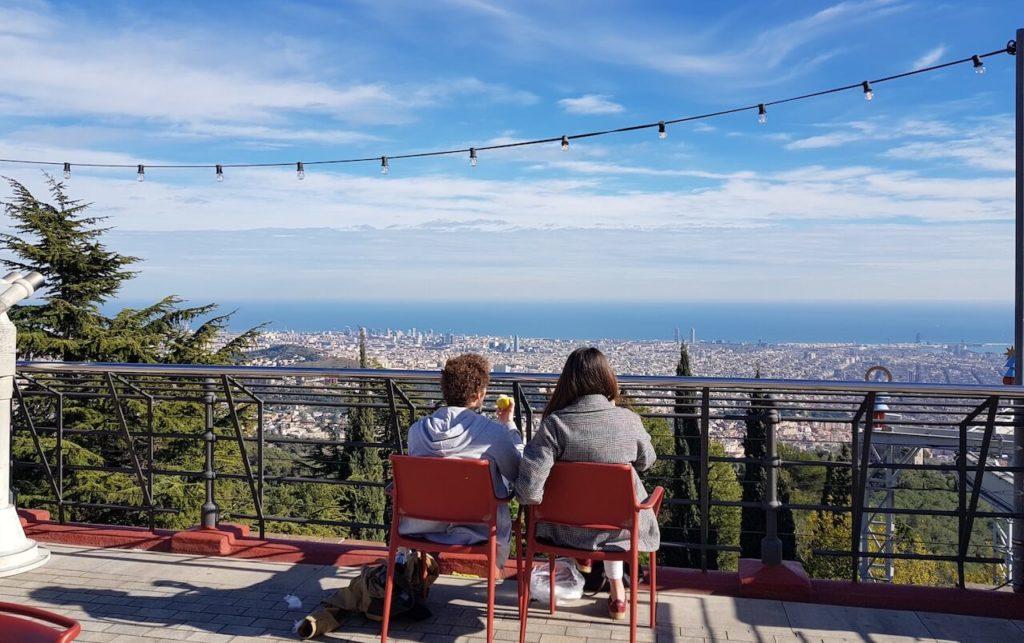 Mount Tibidabo, Barselona