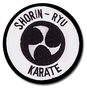 Shorin Ryu Karate patch