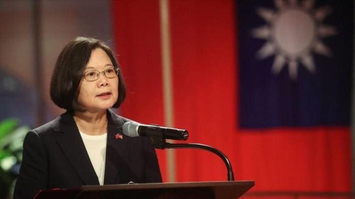 Madaxweynaha Taiwan, Tsia Ing-wen