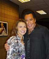 Irene Michaels & Wayne Newton