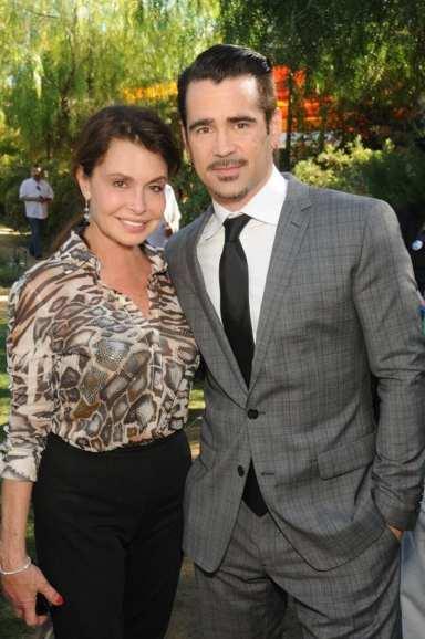 Irene & Colin Farrell