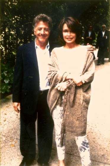 Irene & Dustin Hoffman