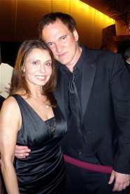 Irene & Quentin Tarrantino