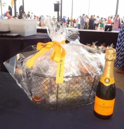 Gift Basket by Veuve Clicquot Champagne
