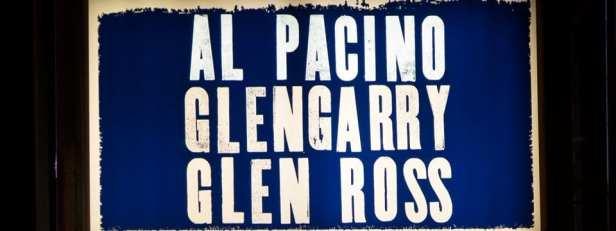 Glengarry-Slider