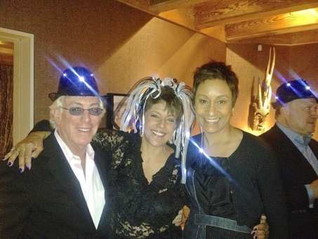 Arny Granat, Linda Johnson Rice, Desiree Rogers