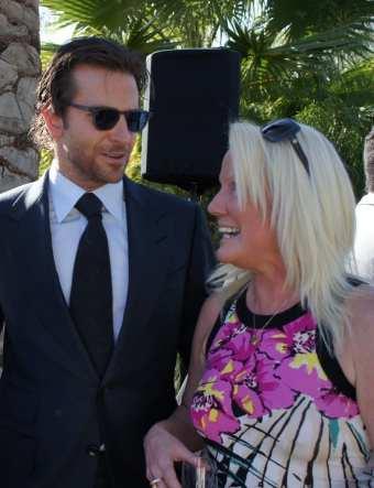 Bradley Cooper & Daphne Barak