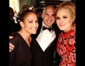 Jennifer Lopez & Adele