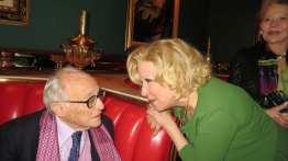 Jimmy Nederlander & Bette Midler