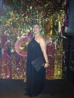 Blogger Sarah Zakareckis (Wearing Anna Fong)